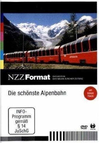 DVD »Die Schönste Alpenbahn«