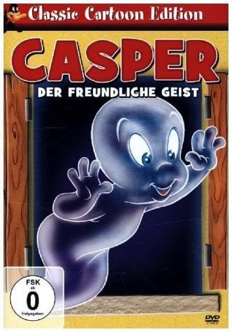 DVD »Casper - Der freundliche Geist«
