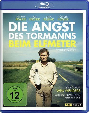Blu-ray »Die Angst des Tormanns beim Elfmeter«