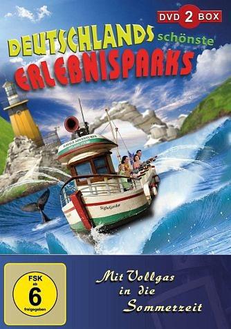 DVD »Deutschlands schönste Erlebnisparks (2 Discs)«