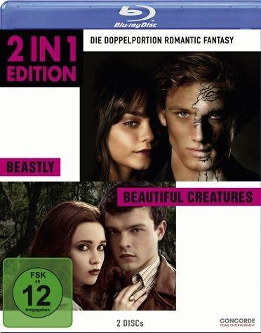 Blu-ray »Beastly / Beautiful Creatures (2 in 1 Editon,...«