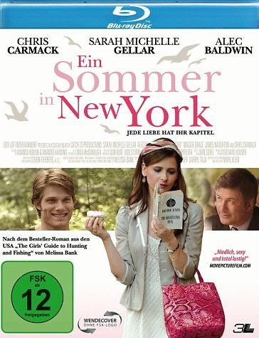 Blu-ray »Ein Sommer in New York«