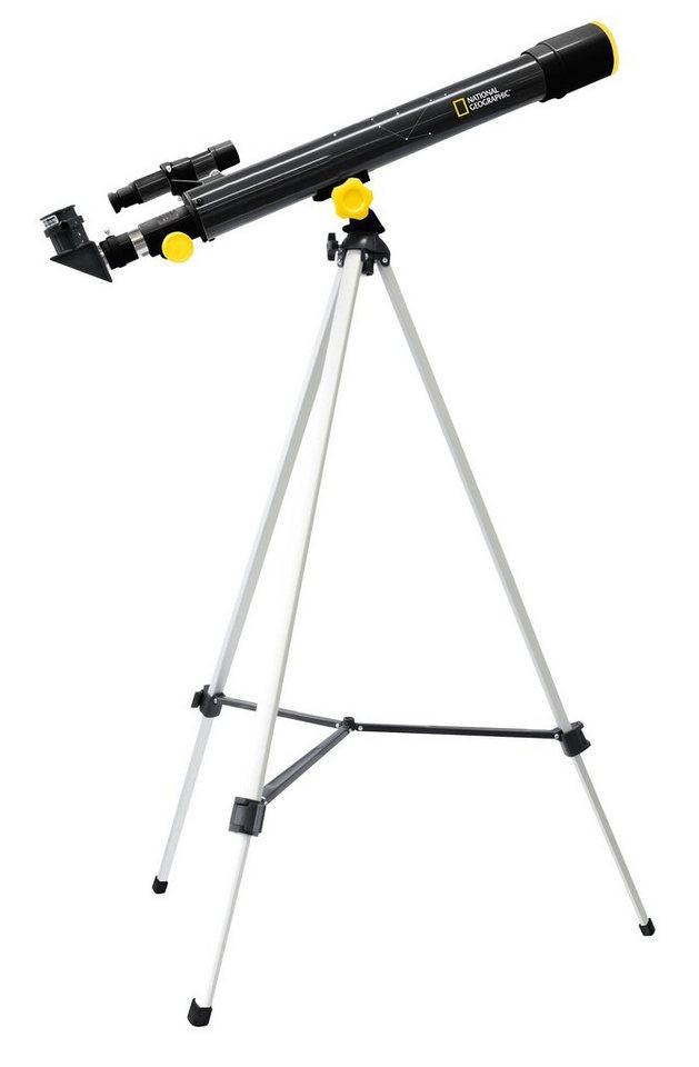 Bresser Teleskop »NATIONAL GEOGRAPHIC 50/600 AZ Teleskop«