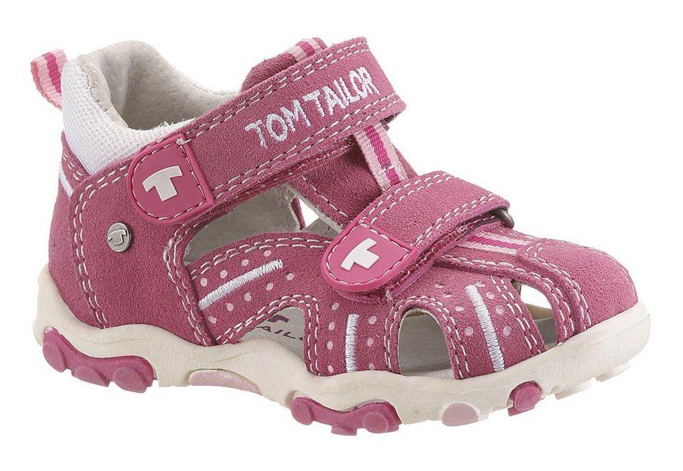Tom Tailor Lauflernschuh gepolstert in pink