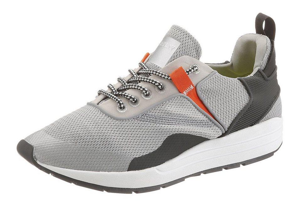 REPLAY Sneaker im Retro Look in grau-kombini.