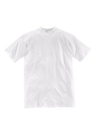 Hom Harro -Tee-Shirt Crew Neck, mit Rundhals