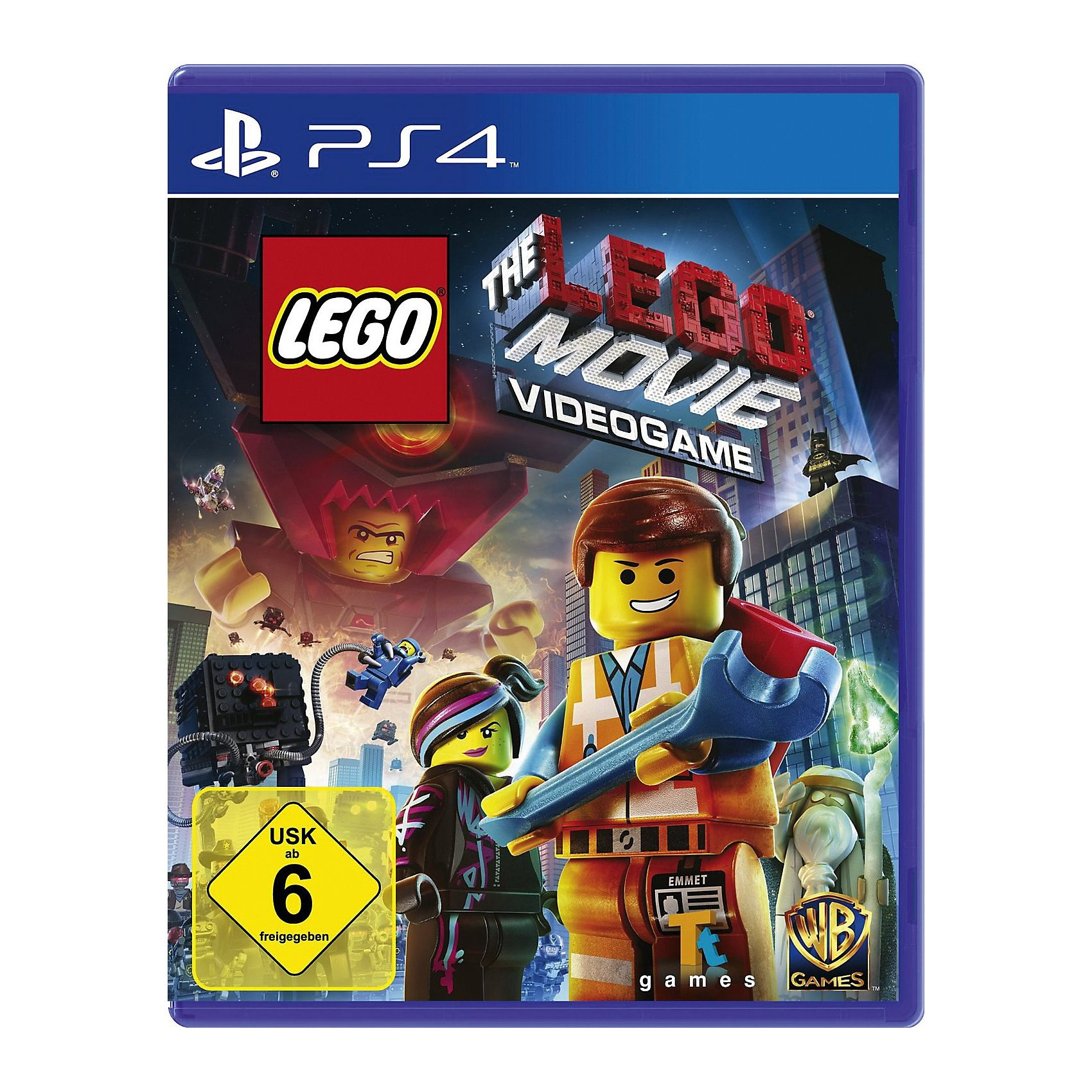 LEGO PS4 The Movie Videogame