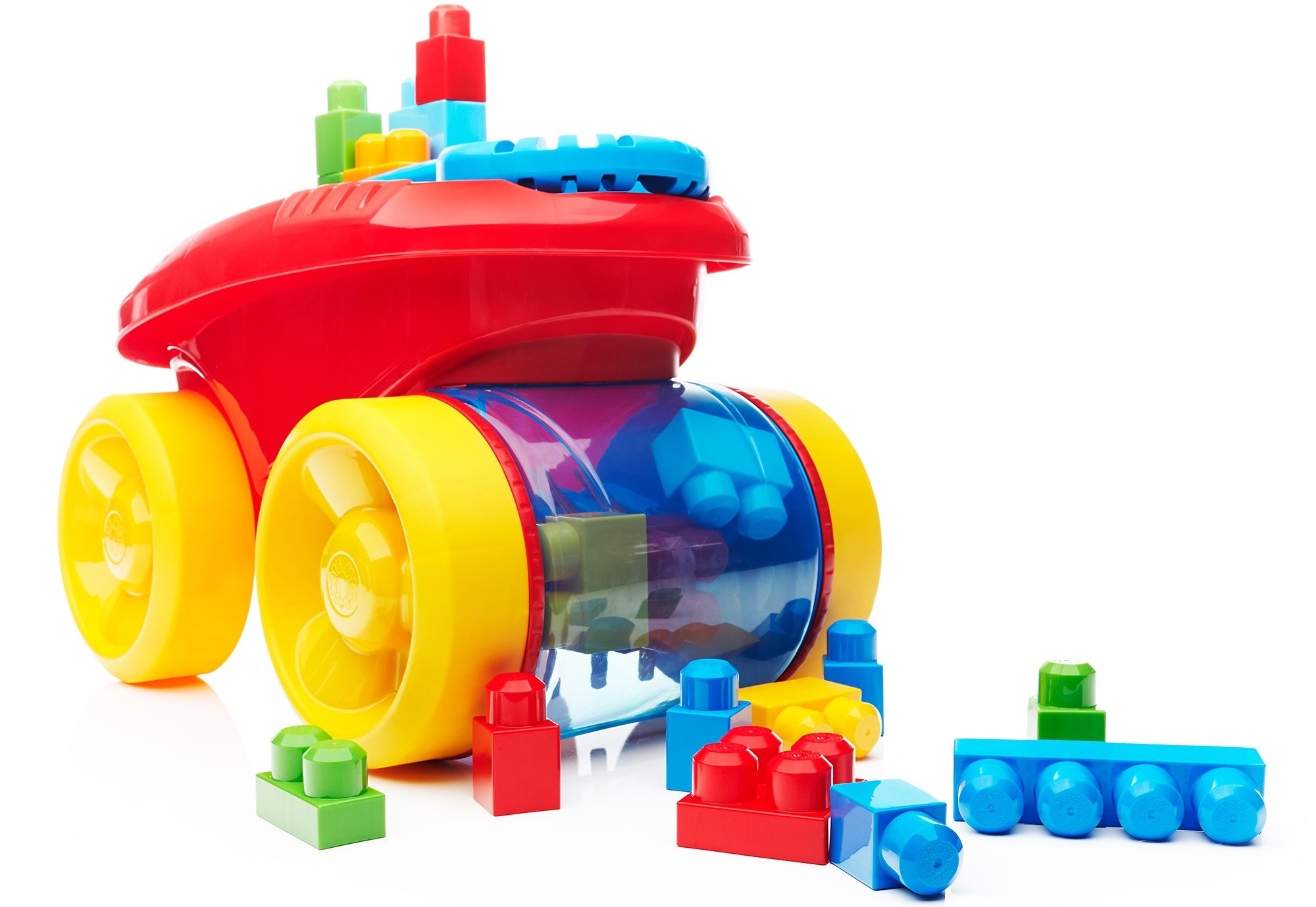Mattel Bausteinebox, »Mega Bloks First Builders - Block Picker Classic«