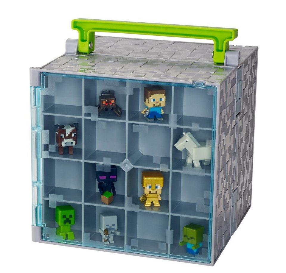 Mattel Sammelbox, »Minecraft Sammelkoffer«