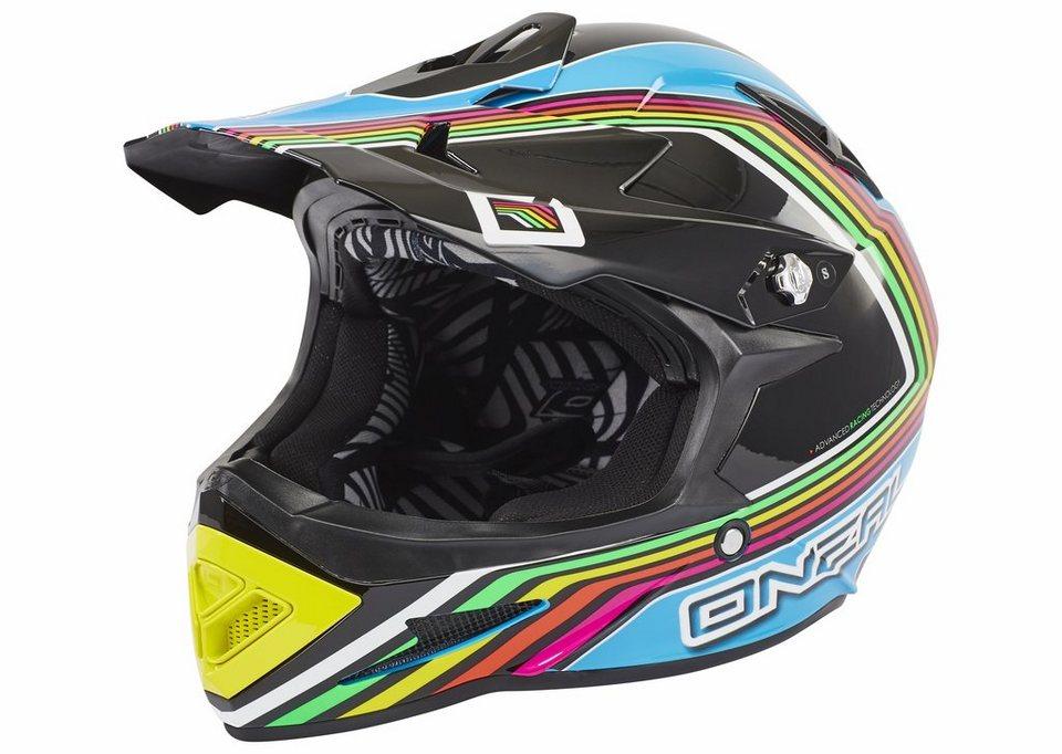 O'NEAL Fahrradhelm »Warp Fidlock Helmet Avian« in bunt