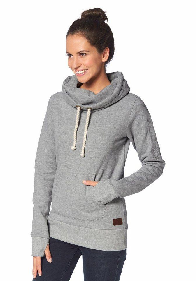 Ocean Sportswear Sweatshirt in grau