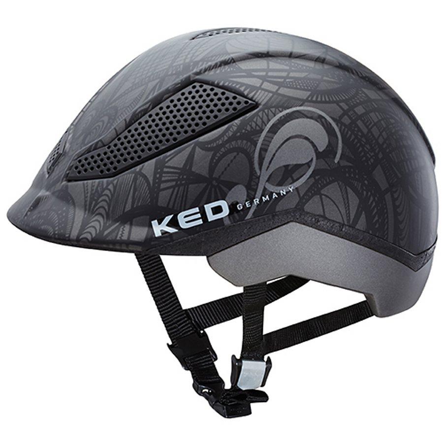 KED Fahrradhelm »Pina Helmet« in schwarz
