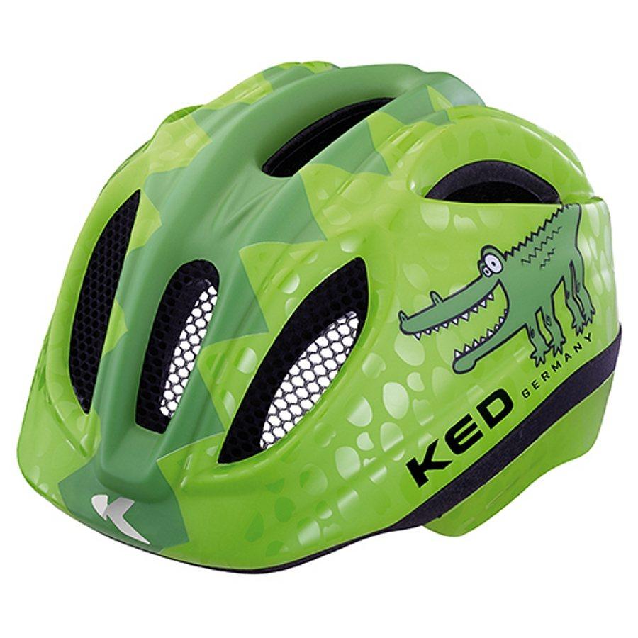KED Fahrradhelm »Meggy Helmet« in grün