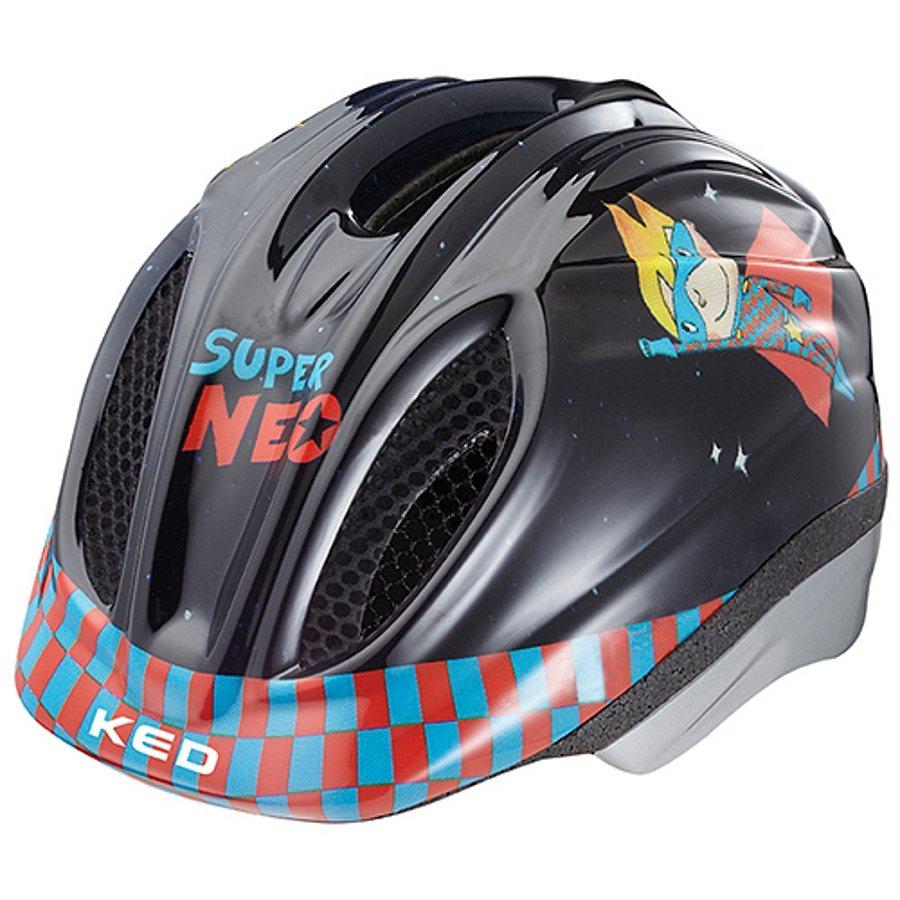 KED Fahrradhelm »Meggy Original Helmet Super Neo« in schwarz