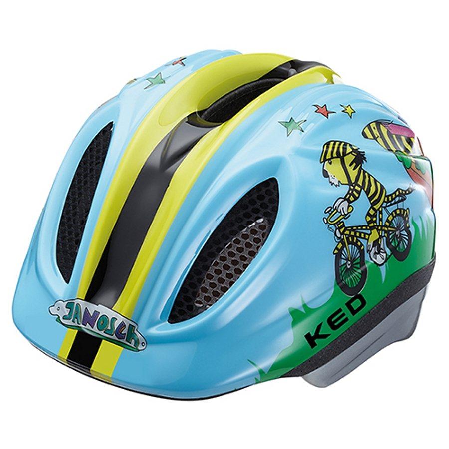 KED Fahrradhelm »Meggy Original Helmet Janosch« in blau