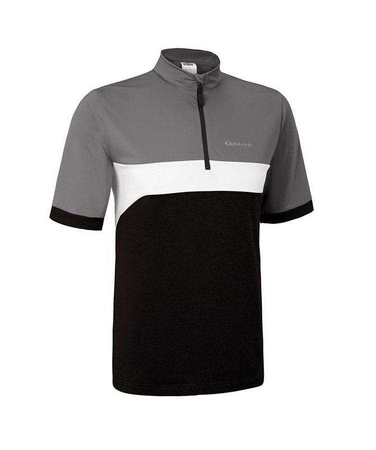 Gonso Radtrikot »Jim Bike-Shirt Herren« in grau