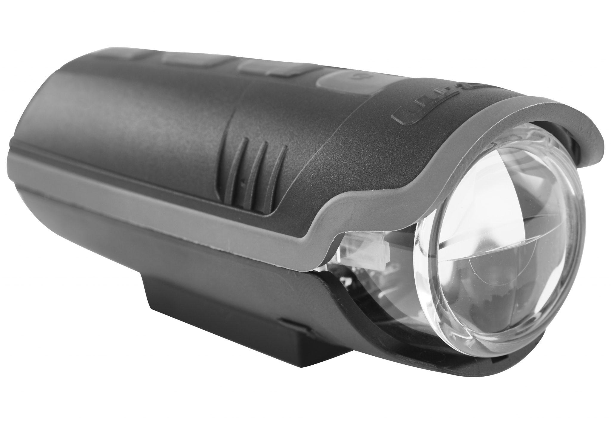 Busch + Müller Fahrradbeleuchtung »IXON Pure Frontscheinwerfer mit Akkus und«