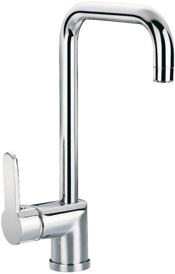 Küchenarmatur »Splendid«, Hochdruck in chrom