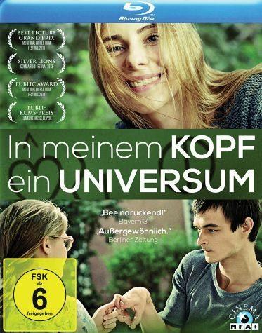 Blu-ray »In meinem Kopf ein Universum«
