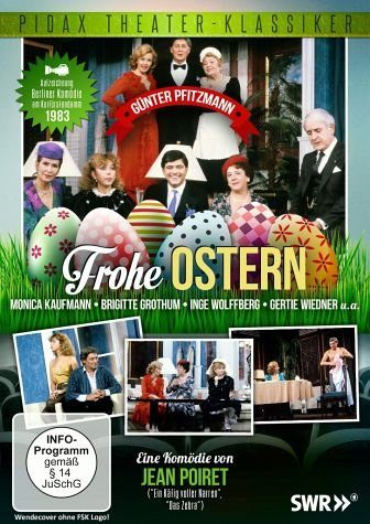 DVD »Frohe Ostern«