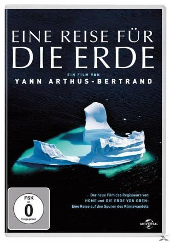 DVD »Die Erde von oben - Eine Reise für die Erde«
