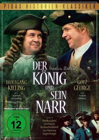 DVD »Der König und sein Narr«