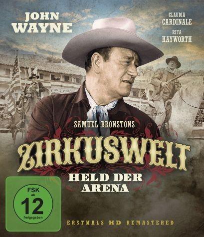 Blu-ray »Zirkuswelt - Held der Arena«