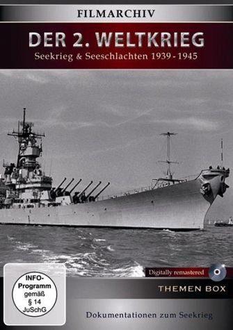 DVD »Der 2.Weltkrieg-Seekrieg & Seeschlachten...«