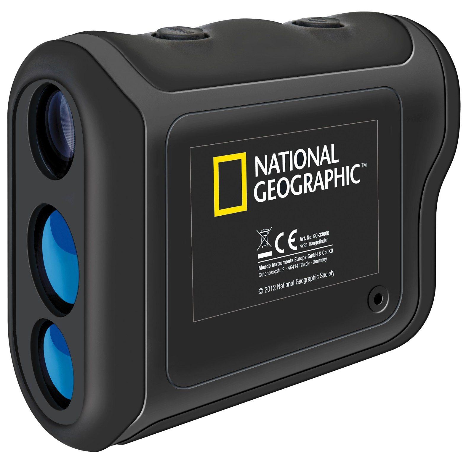 BRESSER Entfernungsmesser »NATIONAL GEOGRAPHIC 4x21 Entfernungsmesser«
