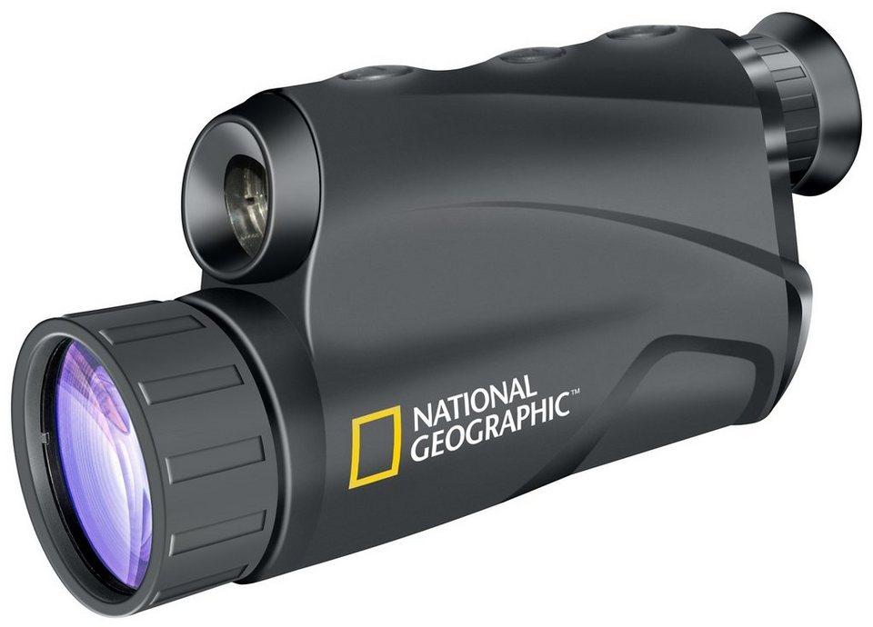 Bresser Nachtsichtgerät »NATIONAL GEOGRAPHIC 3x25 Nachtsichtgerät«