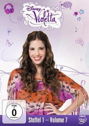 DVD »Violetta - Staffel 1, Volume 7 (2 Discs)«