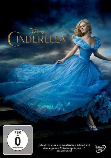 DVD »Cinderella«