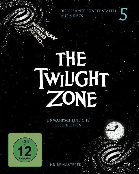 Blu-ray »The Twilight Zone - Staffel 5 (6 Blu-rays)«