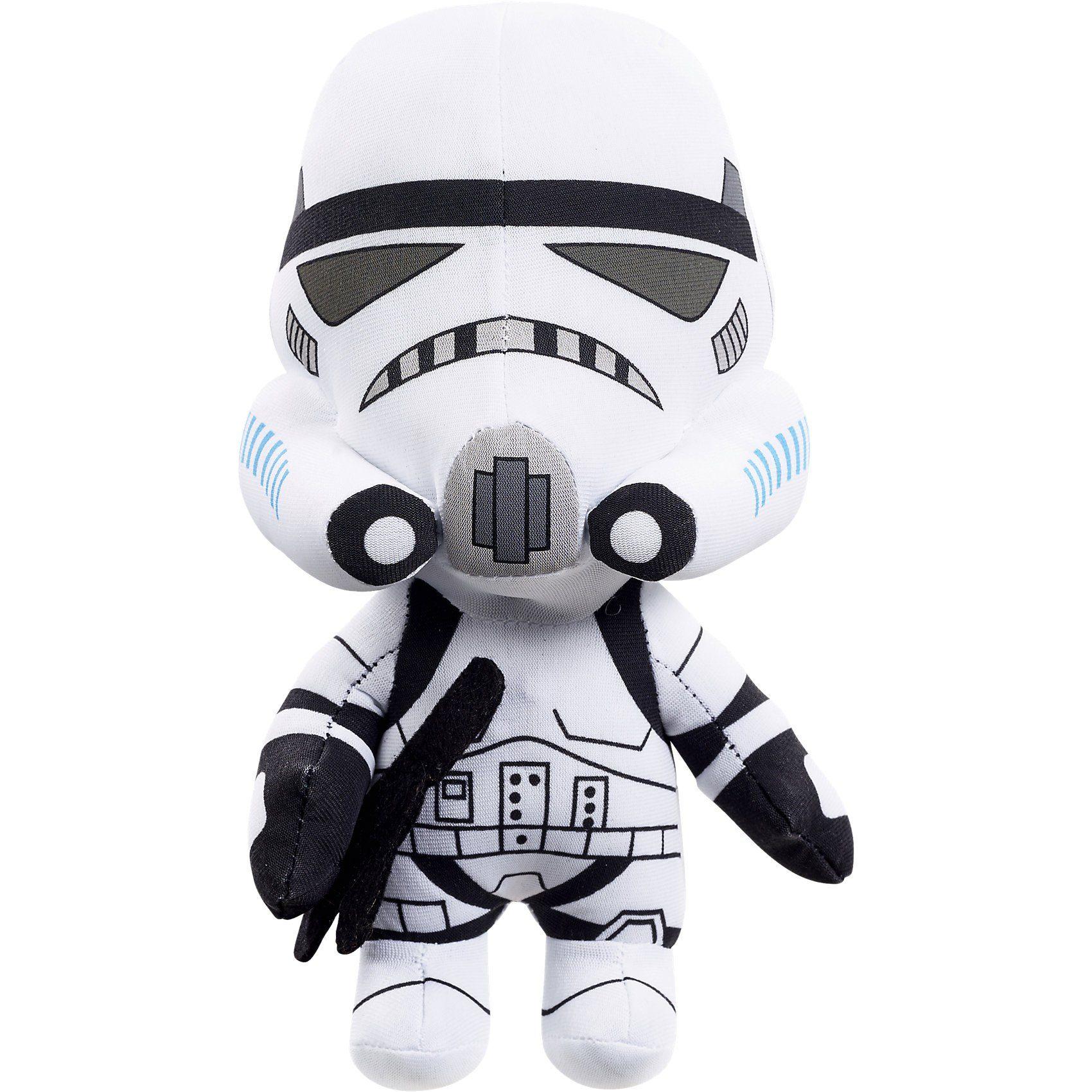 Jazwares Star Wars Storm Trooper Plüsch mit Sound 23cm