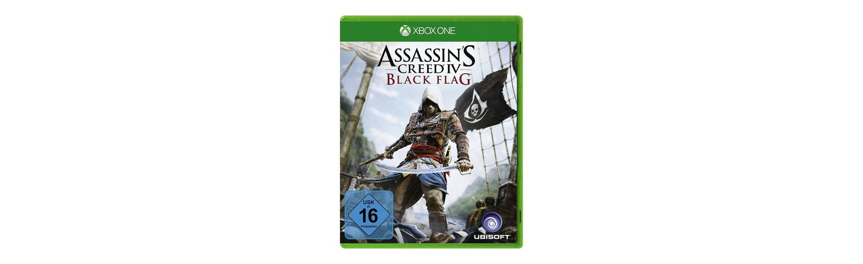 ak tronic XBOX ONE Assassin´s Creed 4 Black Flag