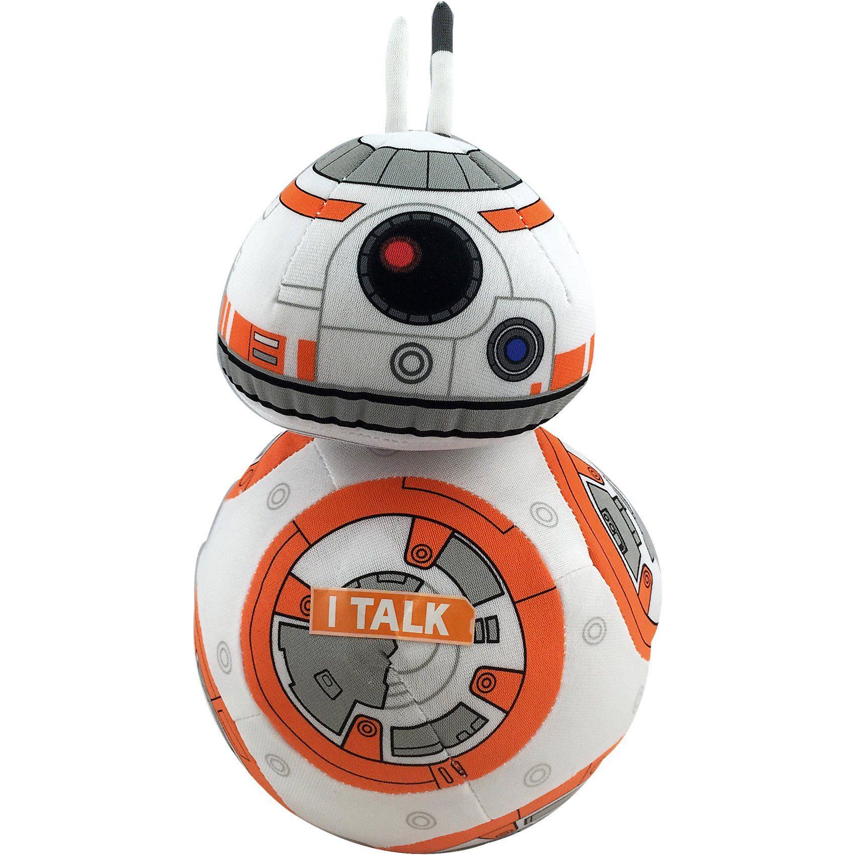 Jazwares Star Wars BB-8 Plüsch mit Sound 23cm