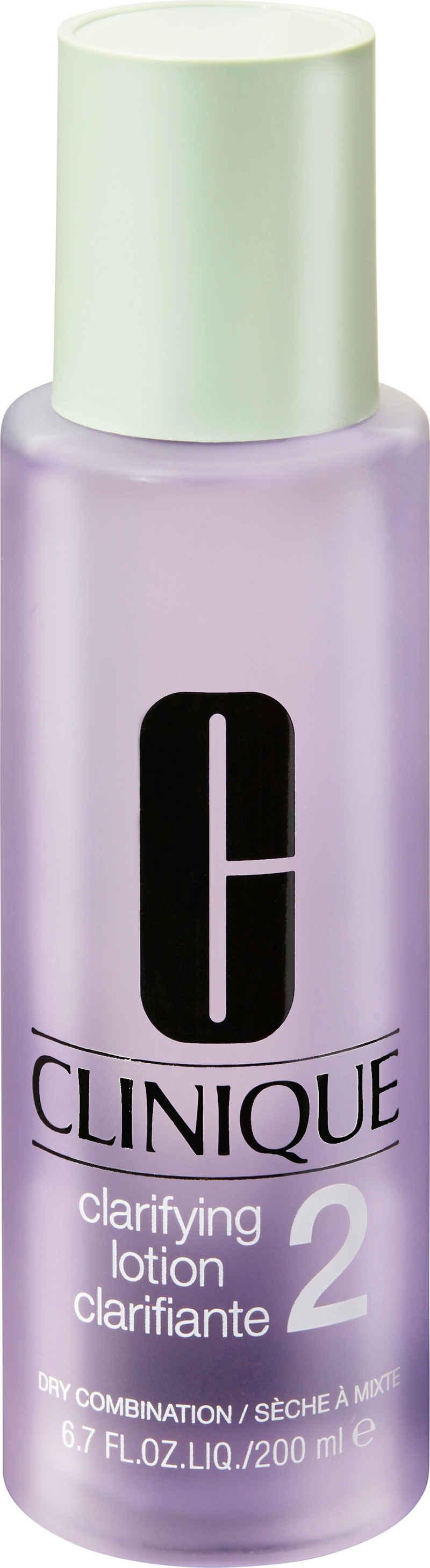 CLINIQUE Gesichtswasser »Clarifying Lotion 2«, Stimuliert den Zellerneuerungsprozess