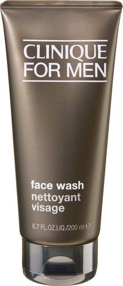 Clinique, »Liquid Face Wash«, Gesichtsreinigungsgel