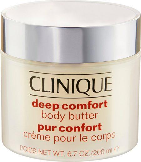 CLINIQUE Körpercreme »Deep Comfort Body Butter«
