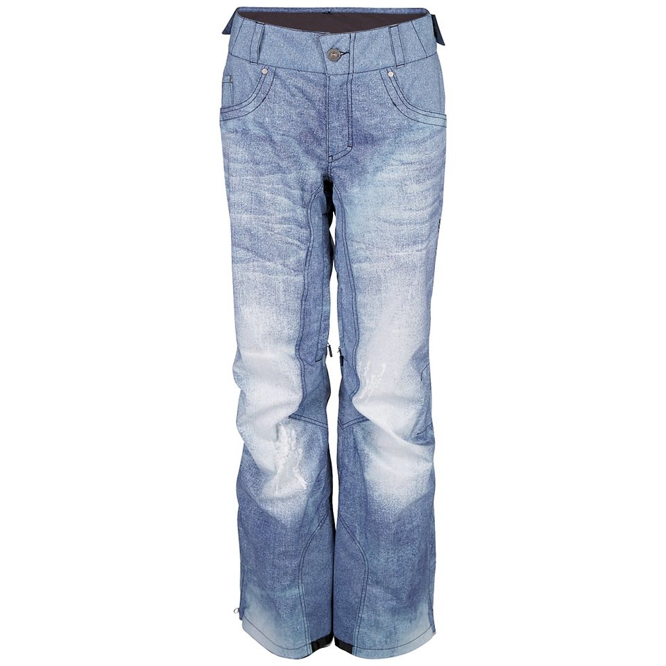 Chiemsee Damen Hose »HILKE 2« in starlight blue
