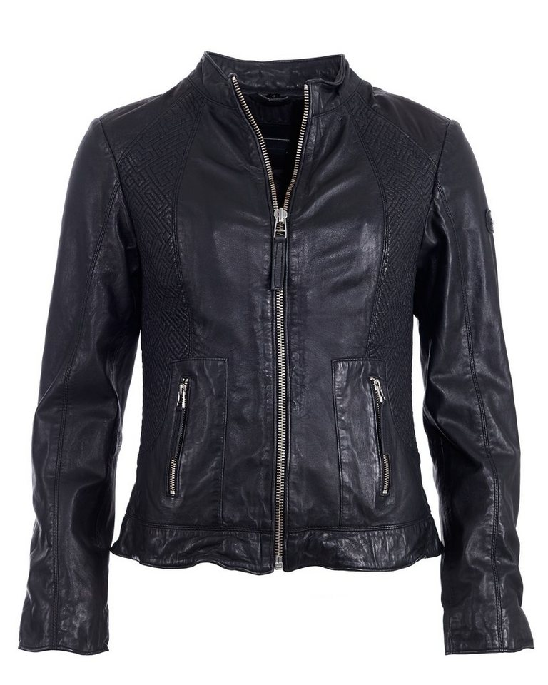 JCC Lederjacke, Damen »MPJ-51« in black