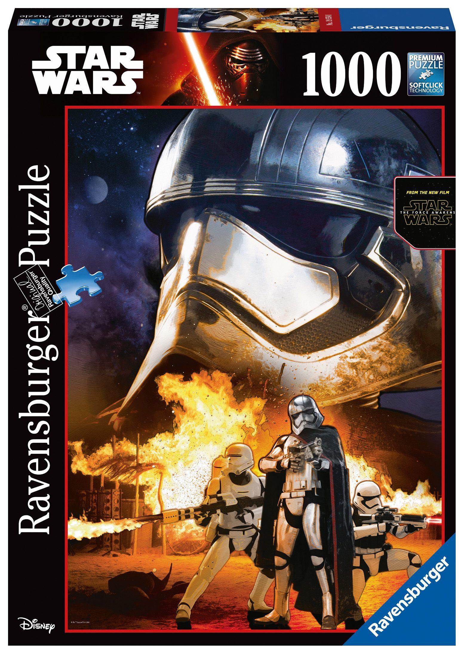 Ravensburger Puzzle, 1000 Teile, »Star Wars - Militär des galaktischen Imperiums«