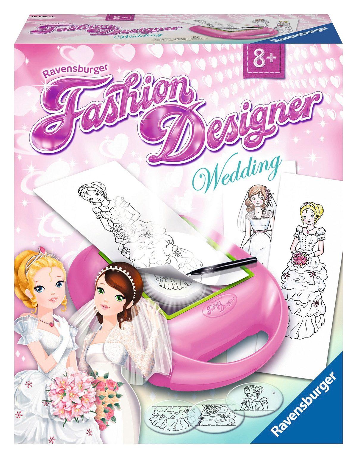 Ravensburger Zeichentisch, »Fashion Designer - Wedding«