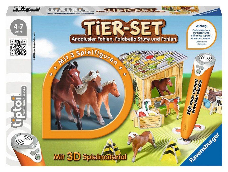 Ravensburger Tier-Set, »tiptoi® Tiersets, Falabella«