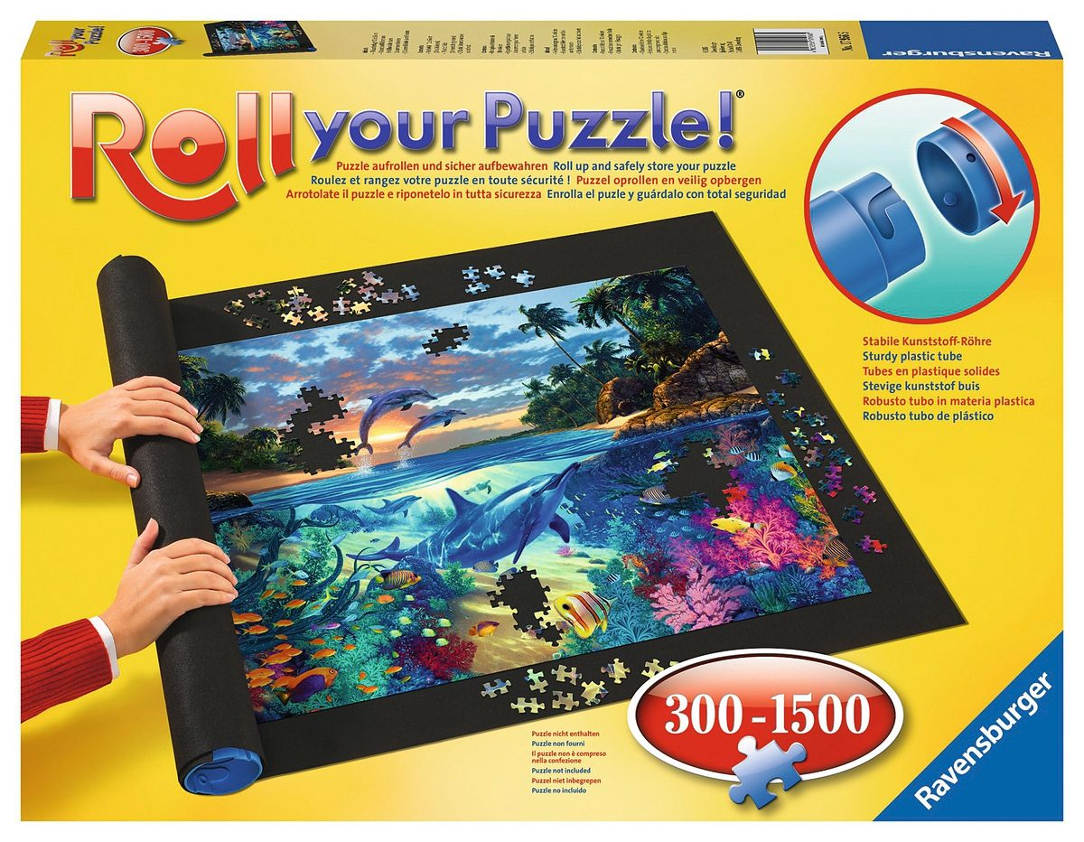 Ravensburger Puzzleaufbewahrung, »Roll your Puzzle 300-1500 Teile«