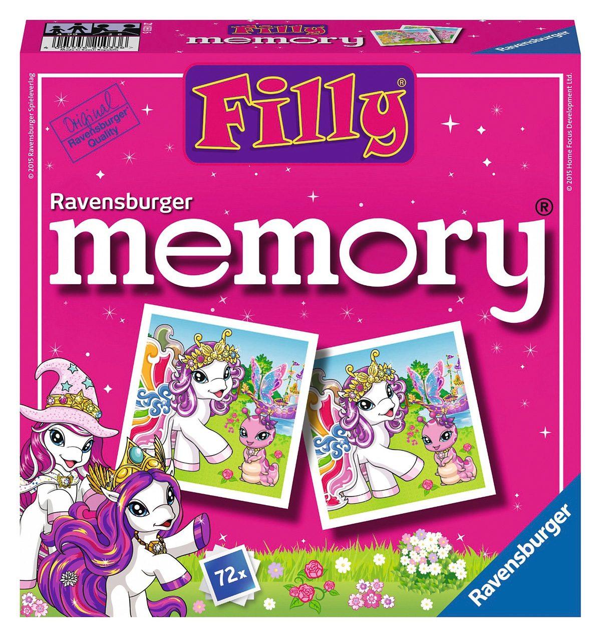 Ravensburger Kinderspiel, »Filly memory®«