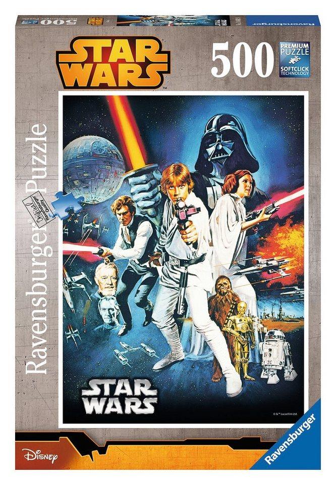 Alle Star Wars Teile