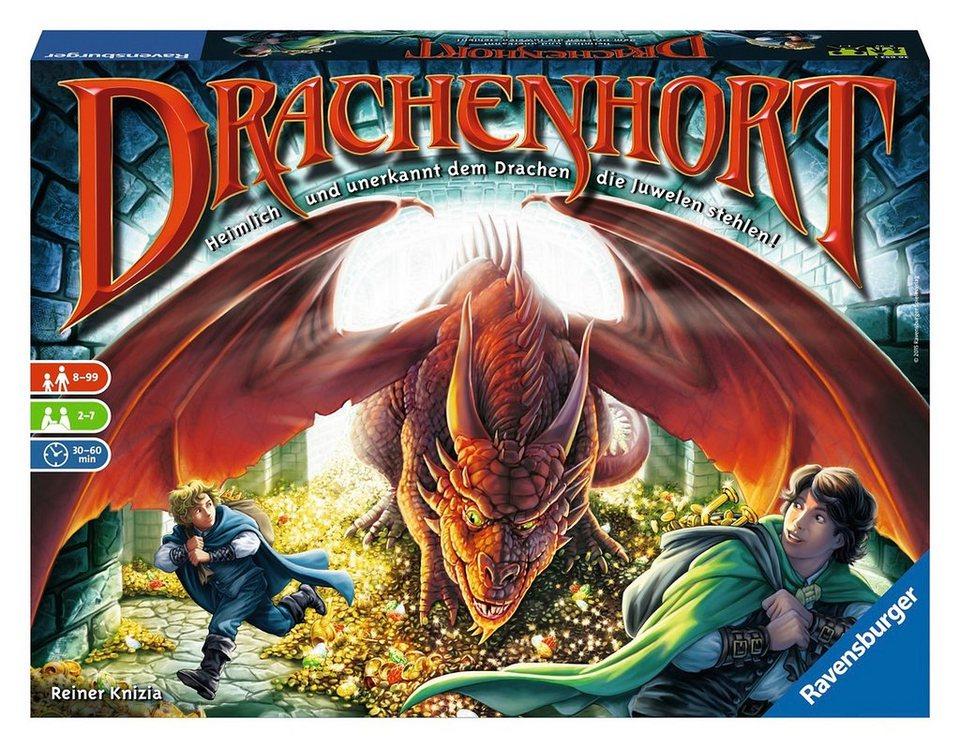 Ravensburger Familienspiel, »Drachenhort«