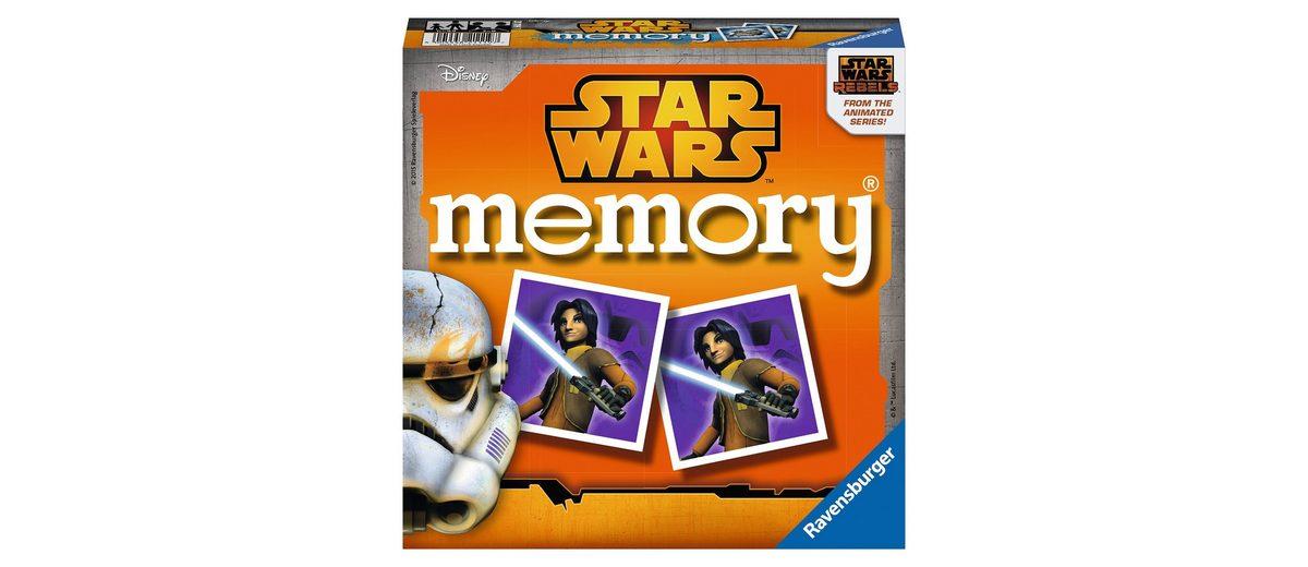 Ravensburger Kinderspiel, »Disney Star Wars Rebels memory®«