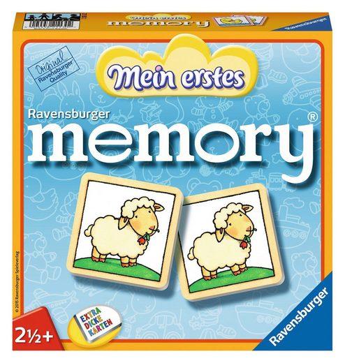 Ravensburger Spiel, »Mein erstes memory®«, Made in Europe